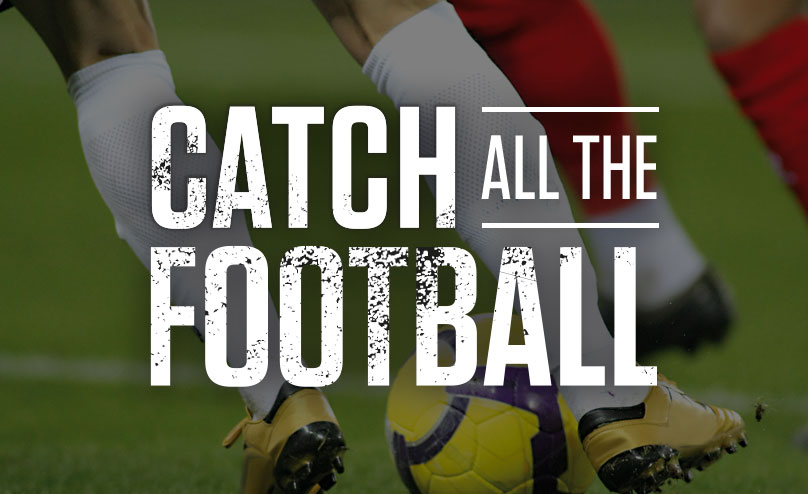 Watch Football at The Trocadero