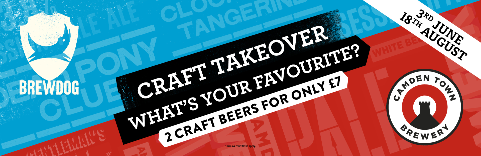 Craft Takeover at The Trocadero